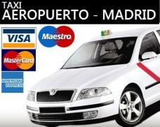 Taxis Madrid-Barajas... ¿Tarifa fija?