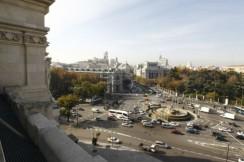 Mirador de Cibeles, vistas gratuitas de Madrid.... De momento