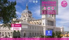 Guía de turismo accesible en Madrid, ahora también en inglés