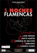 Cinco Noches Flamencas en Madrid