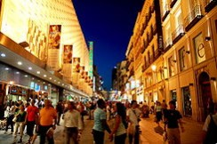 Libertad de horarios para los comercios de Madrid