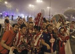 Neptuno y la fiesta del Atlético de Madrid