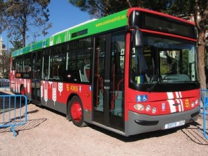 Autobuses de Madrid