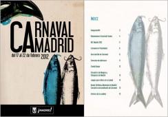 Programa de Carnaval 2012 en Madrid