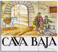 Cava Baja, una de las calles con más sabor de Madrid