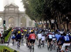Rutas en bici para descubrir Madrid