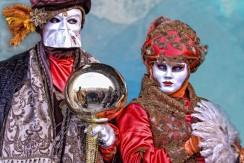 Madrid disfruta este verano del Carnaval de Venecia