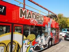 Wi-Fi gratis en el Bus Turístico de Madrid