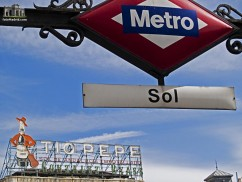El cartel de Tío Pepe se quedará en la Puerta del Sol