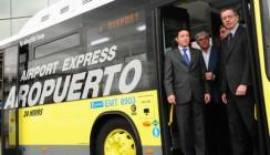 Conexiones entre Madrid y el aeropuerto de Barajas
