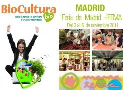 Feria Biocultura 2011 en Ifema