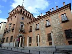 La Casa de las 7 Chimeneas de Madrid