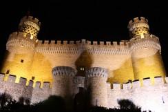 El Castillo del Manzanares y las noches de agosto