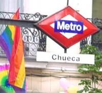 Chueca, barrio vibrante, abierto y divertido