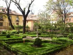 El Jardín del Príncipe de Anglona en Madrid