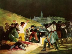 La fiesta del 2 de Mayo en Madrid