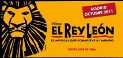 El Rey León llega a Madrid