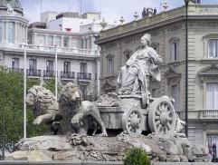 La Cibeles, diosa de Madrid