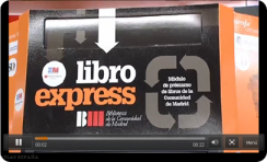 El libroexpress de Madrid cumple un año
