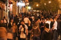 5 paseos nocturnos por Madrid