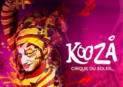 Kooza: Cirque du Soleil regresa a Madrid