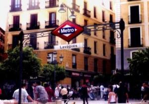 Metro Lavapies