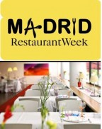 Madrid Restaurant Week