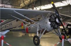 Visita al Museo del Aire de Cuatro Vientos