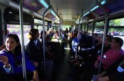 El proyecto Autobus Europeo del Futuro, en Madrid