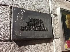 Museo Thyssen de Madrid, los lunes gratis