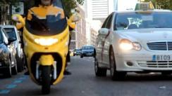Madrid: el Taxi contra el Mototaxi