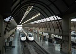 Mejoras en el AVE Madrid-Andalucía