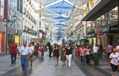Las calles más comerciales de Madrid