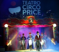 Thisi is the End: el Circo Price en Madrid