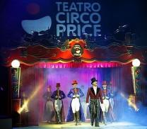 Thisi is the End: el Circo Price en Madrid