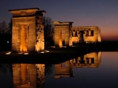 El Templo de Debod cumple 40 años