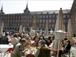 Récord de turistas para Madrid en 2011
