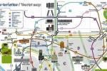 Nuevo plano turístico del Metro de Madrid
